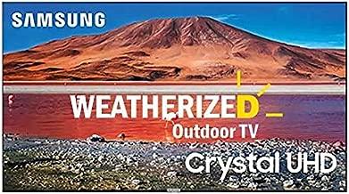 Weatherized TVs Prestige Samsung 7 Series 43 Inch 4K LED HDR Outdoor Smart UHDTV - 43WTSP