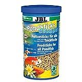 JBL Futtersticks PondSticks Classic 41001 Alleinfutter für alle Teichfische, 1 l