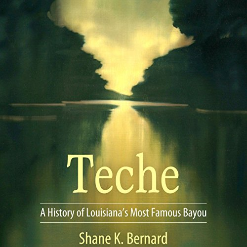 Teche audiobook cover art