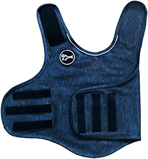 Dog Anxiety Vest --- Comfort Jacket Relieves Stress in Thunderstorm or Separation - Soft Material, Adjustable Straps - Extra Large (XL) for Rottweiler, German Shepherd, Great Dane, Labrador Retriever
