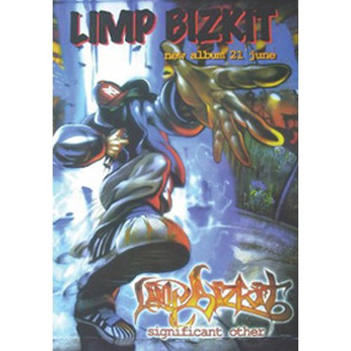 Limp Bizkit - Poster Significant Other