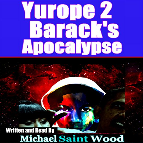 Barack's Apocalypse audiobook cover art