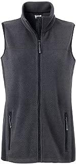 James and Nicholson Womens/Ladies Workwear Fleece Bodywarmer