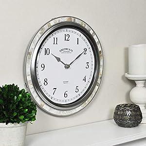 5127U-iSVPL._SS300_ Coastal Wall Clocks & Beach Wall Clocks