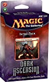 Magic the Gathering Dark Ascension DKA Sealed Intro Starter Deck Green Red Monstrous