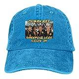 XCNGG Co-Bra K-a-i Hat Gorra de béisbol Ajustable Retro Personalizada Sombrero para el Sol Sombrero ...