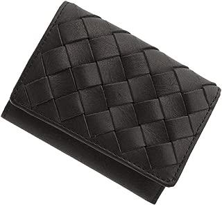 極小財布 メッシュ オイルレザー ベーシック型小銭入れ BECKER(ベッカー)日本製 ミニ財布/三つ折り財布