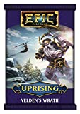 White Wizard Games Epic Card Game: Uprising - Velden's Wrath - English