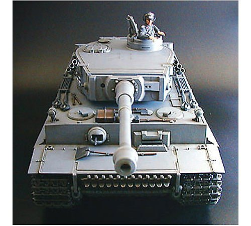 Dickie-Tamiya 300056010 – 1: 16 RC Panzer Tiger 1 Full Option