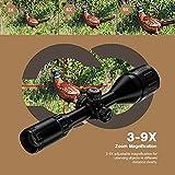 Zoom IMG-1 esslnb ottica carabina 3 9x50mm