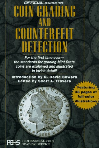 Official Guide to Coin Grading and Counterfeit Detection (1st...