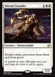 Magic: the Gathering - Mirran Crusader - Modern Masters 2015