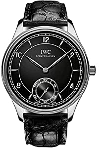 IWC Vintage Collection Portuguese Hand-wound Mens Watch IW544501 image