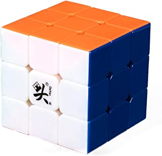 DaYan Dayan II Guhong Plus V2 3 x 3 Speedcube 6 Color Stickerless Puzzle