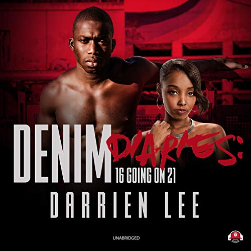 Denim Diaries, Book 1: 16 Going on 21 Audiobook By Darrien Lee cover art