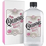 Quinn's Alcohol Free Witch Hazel 16 ounce Rose Petal and Aloe Vera Natural Toner for Face and Skin.