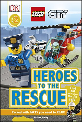 Lego City Heroes To The Rescue - Level 2 (DK Readers Level 2)
