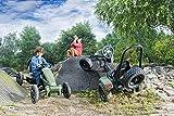 BERG Kettcar Pedal-Gokart Jeep-Design - 6