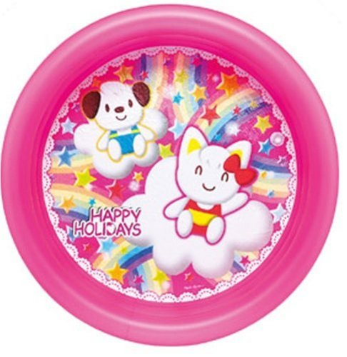 Happy Holiday Pool (Pink) 100X35cm PLG-101PK (japan import)