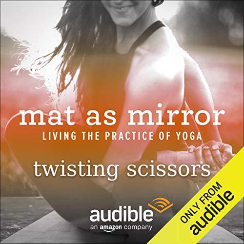 Twisting Scissors audiobook cover art