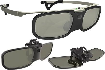 da992d17dc6d Amazon.com  3D - Video Glasses   Television   Video  Electronics