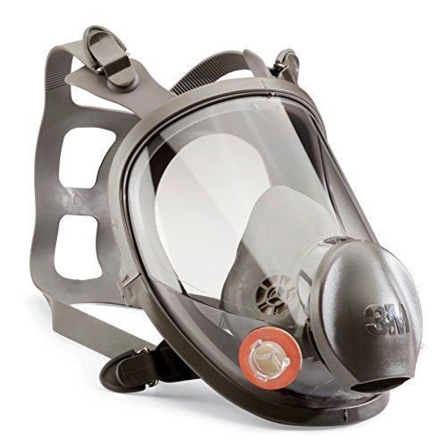 3M 6000 Series Full-Face Respirator - RSP304-L
