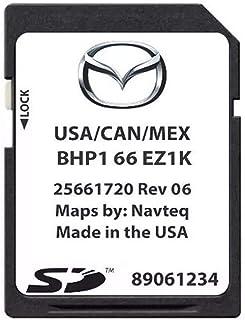 Latest 2019 Mazda SD Navigation Card BHP1 66 EZ1K Mazda 6 CX-3 CX-5 CX-9