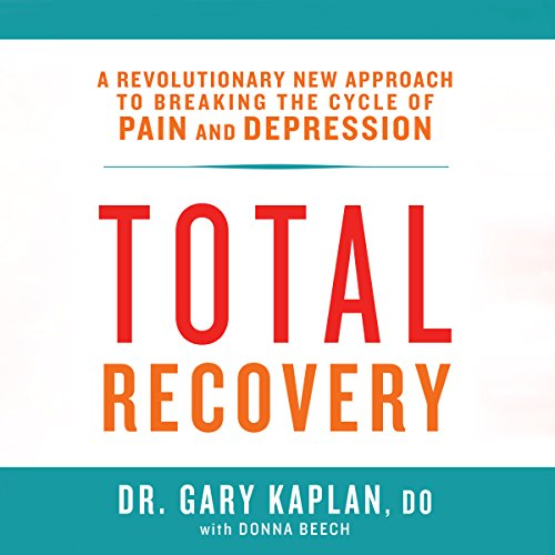 Total Recovery audiobook cover art