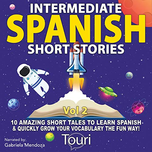 Intermediate Spanish Short Stories cover art