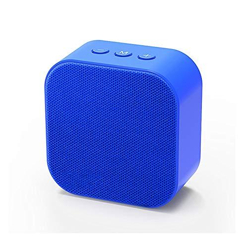 De GJFeng luidspreker Bluetooth-mini-luidspreker kan in de kaart worden geplaatst. USB-stereo MP3-muziekspeler radio U-disc subwoofer eenvoudig te dragen
