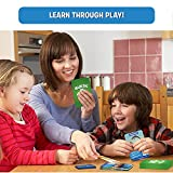 Skillmatics Guess in 10 Animal Planet   Card Game of Smart Questions   Super Fun for Travel & Family Game Night   Gifts for Ages 6 and Up