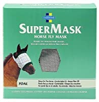 Supermask II Horse Fly Mask colors may vary by Farnam