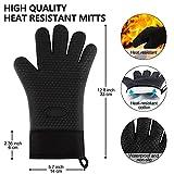 Zoom IMG-1 ameitech guanti per barbecue accessori