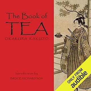 The Book of Tea audiobook cover art