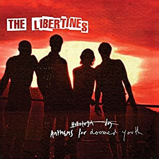 Anthems for Doomed Youth by LIBERTINES
