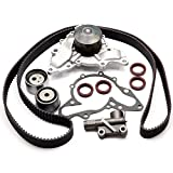 Scitoo TBK323 Timing Belt Kit Water Pump with Hydraulic Tensioner Fits 00-06...