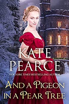 And a Pigeon in a Pear Tree (Kate Pearce Holiday Paranormal Romance) by [Kate Pearce]