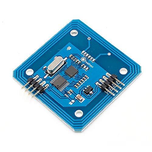HiLetgo RC522 13,56 MHz RFID RC522 RFID Reader 13,56 MHz IC Card MFRC522 RF Modul UART TTL Interface für Arduino