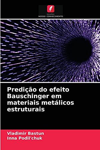 Predição do efeito Bauschinger em materiais metálicos estruturais