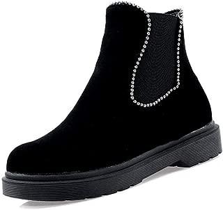 BalaMasa Womens ABS14040 Pu Boots