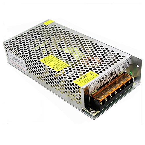 12V 12.5A AC / DC PSU régulée Alimentation de commutation 150W haute qualité