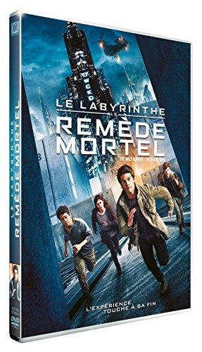 Le Labyrinthe : Le remède Mortel [DVD + Digital HD]