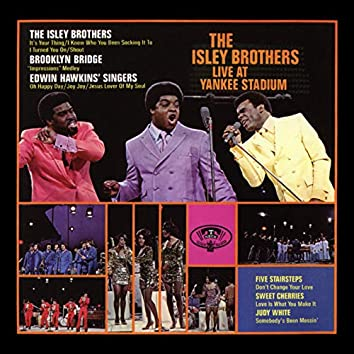 The Isley Brothers Live at Yankee Stadium