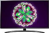 Abbildung LG 75NANO796NF 189 cm (75 Zoll) NanoCell Fernseher (4K, Triple Tuner (DVB-T2/T,-C,-S2/S), QuadCore Prozessor, Active HDR, Smart TV) [Modelljahr 2020]