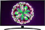 LG 50NANO796NE 126 cm (50 Zoll) NanoCell Fernseher (4K, Triple Tuner (DVB-T2/T,-C,-S2/S), QuadCore...