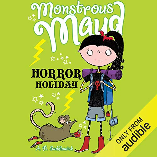 Monstrous Maud: Horror Holiday audiobook cover art