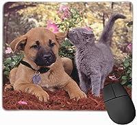 マウスパッド ゲーミングマウスパット ハイゲンハウンド 高級感 最適 高級感 おしゃれ 防水 耐久性が良い 滑り止めゴム底 ゲーミングなど適用 マウスの精密度を上がる 疲労軽減 作業 マウスパット ( 25*30 Cm )