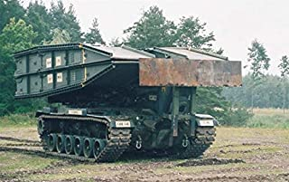 Dragon 1/35 US Army M60 AVLB Crosslinked Tank 2-in-1 Kit Plastic Model / DML3591 1:35 Dragon M60 AVLB (Armored Vehicle Launched Bridge) [Model Building KIT]
