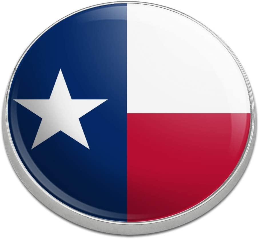 GRAPHICS specialty shop MORE Texas State Flag Ball Golfing Premium Max 53% OFF Golf Metal