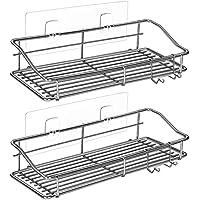 2-Pack Nieifi Shower Caddy Shelf Storage Rack